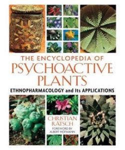 The Encyclopedia of Psychoactive Plants book cover