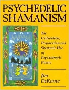 Psychedelic Shamanism book cover